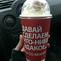 Снимок сделан в McDonald's пользователем Aska L. 4/7/2013