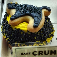 Photo taken at Crumbs Bake Shop by S.J. V. on 10/27/2012