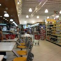 Photo taken at Supermercados Líder by Andrey J. on 4/4/2013