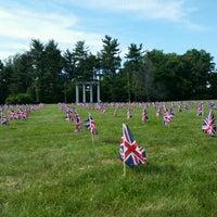 Photo taken at Princeton Battlefield State Park by Joyce v. on 5/29/2016
