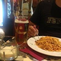 Photo taken at Best Western Premier BHR Treviso Hotel by Наталья К. on 5/9/2013