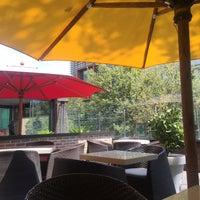 Photo taken at Déjàvu Restaurant by Idin M. on 8/7/2015