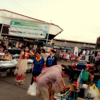 Photo taken at Autsawin market by Chartchalerm R. on 5/10/2013