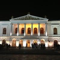Foto tomada en Teatro Sucre por Fabian A. el 3/8/2013