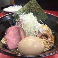 4/29/2018にてっど K.が横浜ラーメン 田上家で撮った写真