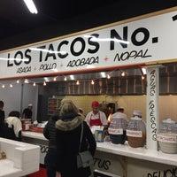 Foto tomada en Los Tacos No. 1 por てっど K. el 1/22/2018