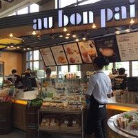 Photo taken at Au Bon Pain by ROSERYN on 6/22/2015