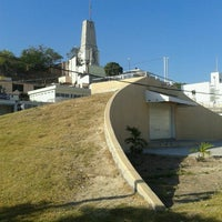 Photo taken at Parque Morelos Bicentenario by Antonio s. on 1/29/2013