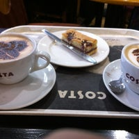 Photo taken at Costa Coffee by Fab FabulouSport O. on 2/22/2013