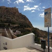 Photo taken at Ermita de la Santa Cruz by Thierry S. on 6/8/2013