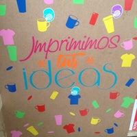 Photo taken at Centro de Impresion + Copiado by Lilith C. on 7/6/2014