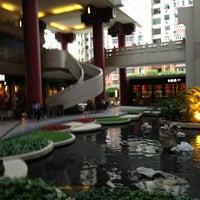 Photo taken at The Portman Ritz-Carlton, Shanghai by FWY on 6/10/2013