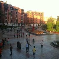 Photo taken at Gueliz by Ayoub Z. on 6/20/2013