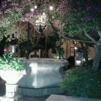 Photo taken at San Domenico Palace Hotel by Abaco Viaggi on 5/13/2013