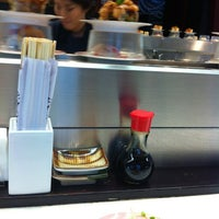 Photo taken at Sushi Roll by Valeria B. on 11/8/2012