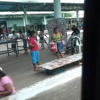 Photo taken at Terminal de Integração Cohab/Cohatrac by Mario N. on 1/26/2013