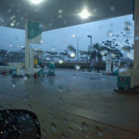 Photo taken at PETRONAS Station by Fedauch R. on 2/6/2013