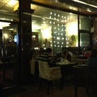 Photo taken at Gramofon Cafe & Bistro by Devrim Ş. on 2/3/2013