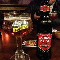 Photo taken at Millwall English Pub by Sinan G. on 10/2/2013
