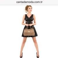 Photo taken at www.cantadamoda.com.tr by Aysun Y. on 6/13/2014