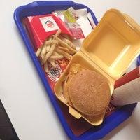 Photo taken at Burger King by TC Özge A. on 11/9/2013