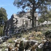 4/23/2013 tarihinde Bahtınurziyaretçi tarafından Termessos'de çekilen fotoğraf