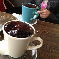 Photo taken at Arka Sokak Cafe by Asya S. on 4/23/2013