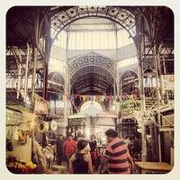 Photo taken at Mercado de San Telmo by Fabian M. on 3/18/2013