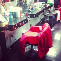 Photo taken at The Professionals Barber Shop by Kevin Anthony P. on 8/10/2013