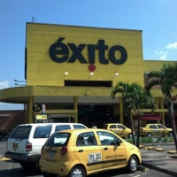 Photo taken at Éxito by Andres V. on 1/27/2013