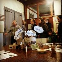 Photo taken at Flushing Meeting House by John C. on 11/15/2015