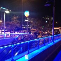 Photo taken at Kozyatağı Metro İstasyonu by Muhammet C. on 10/25/2013