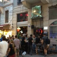 6/25/2013 tarihinde Münir A.ziyaretçi tarafından Dorock Heavy Metal Club'de çekilen fotoğraf