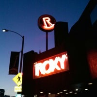 Photo taken at The Roxy by Sal G. on 3/5/2013