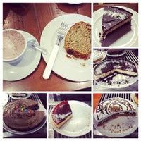 Photo taken at Café com Prosa by Silvio M. on 9/4/2014