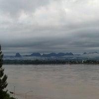 Photo taken at แม่น้ำโขง by Payuha T. on 7/30/2013