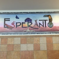 Photo taken at Esperanto by Jonny M. on 3/20/2013