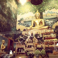 Photo taken at Wat Rai King (Wat Mongkhon Chindaram) by DARASPONG C. on 5/26/2013