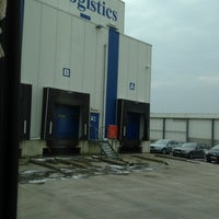 Photo taken at Zeebrugge food logistics by Thomas C. on 3/25/2013