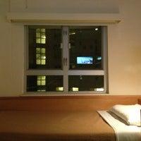 Photo taken at YWCA Lodge 女青雅舍 by Jin Q. on 3/1/2013