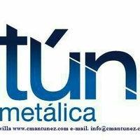 Photo taken at carpinteria metalica antunez by Juan Carlos A. on 4/6/2013