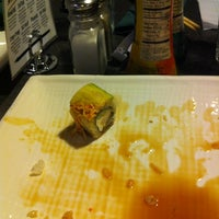 Photo taken at Ninja Japanese Steakhouse & Sushi by Jordan Y. on 2/19/2013