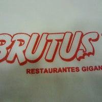 Photo taken at Restaurante Brutus by Maria G. on 4/6/2013