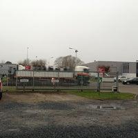 Photo taken at Industriepark Hoogveld by Sander T. on 2/27/2013