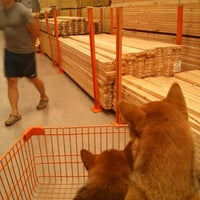 Photo taken at The Home Depot by kimber on 8/1/2013