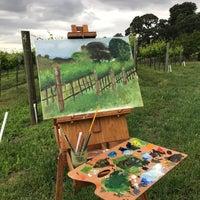 Photo taken at La Borgata Winery & Distillery by Lisa M. on 4/30/2018