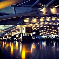 Photo taken at London Heathrow Airport (LHR) by Aziz B. on 10/18/2013
