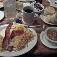 Photo taken at Cracker Barrel Old Country Store by Kimberly V. on 11/4/2012