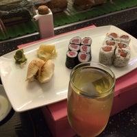 Photo taken at Hayashi Sushi & Grill by Kimberly V. on 6/7/2014