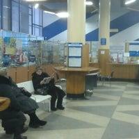 Photo taken at Почта России 680000 by Влад Ш. on 1/30/2013